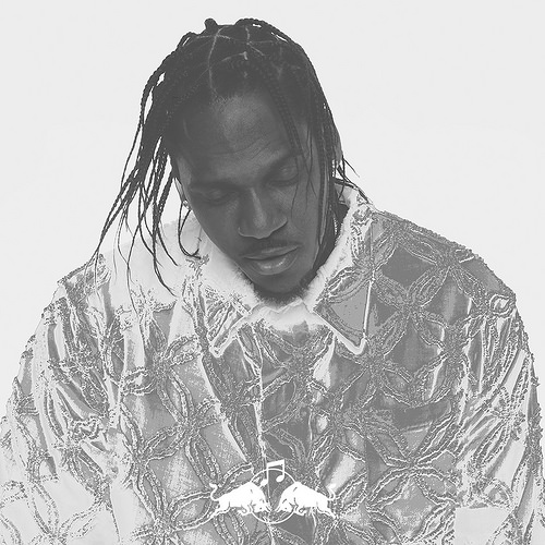 Pusha T for Red Bull