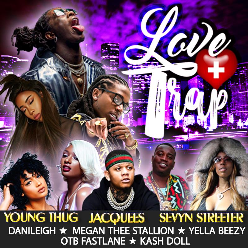 Love & Trap Final Artwork
