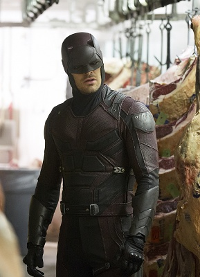 Daredevil Season 2 suit
