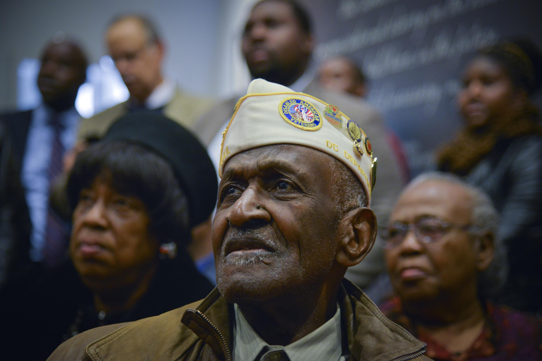 Honoring Tuskeegee Airmen on Veterans Day