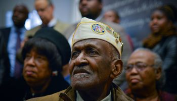Honoring Tuskeegee Airmen on Veterans Day