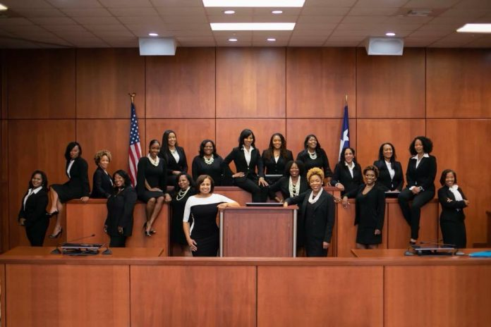 19 Black Female Judges All Elected In Harris County