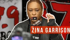Zina Garrison