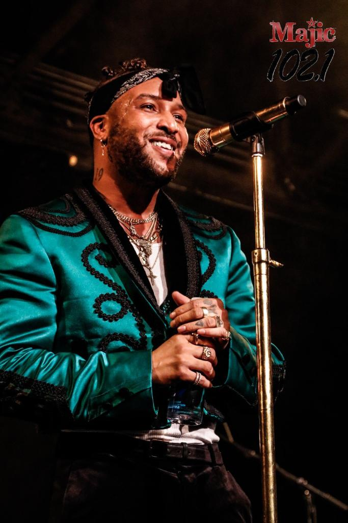 Ro James - Warehouse Live
