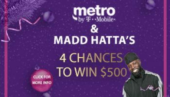 METRO PCS & 97.9 The Box
