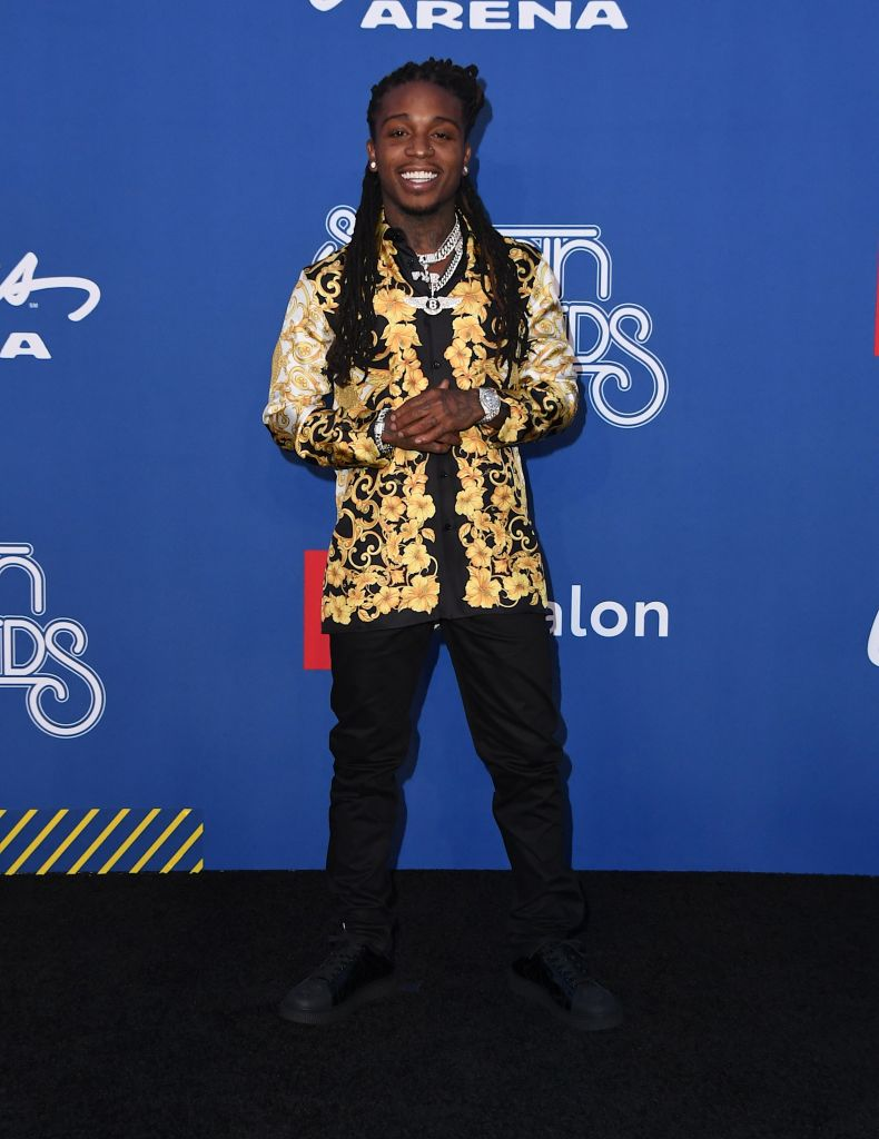 Jacquees soul train music awards