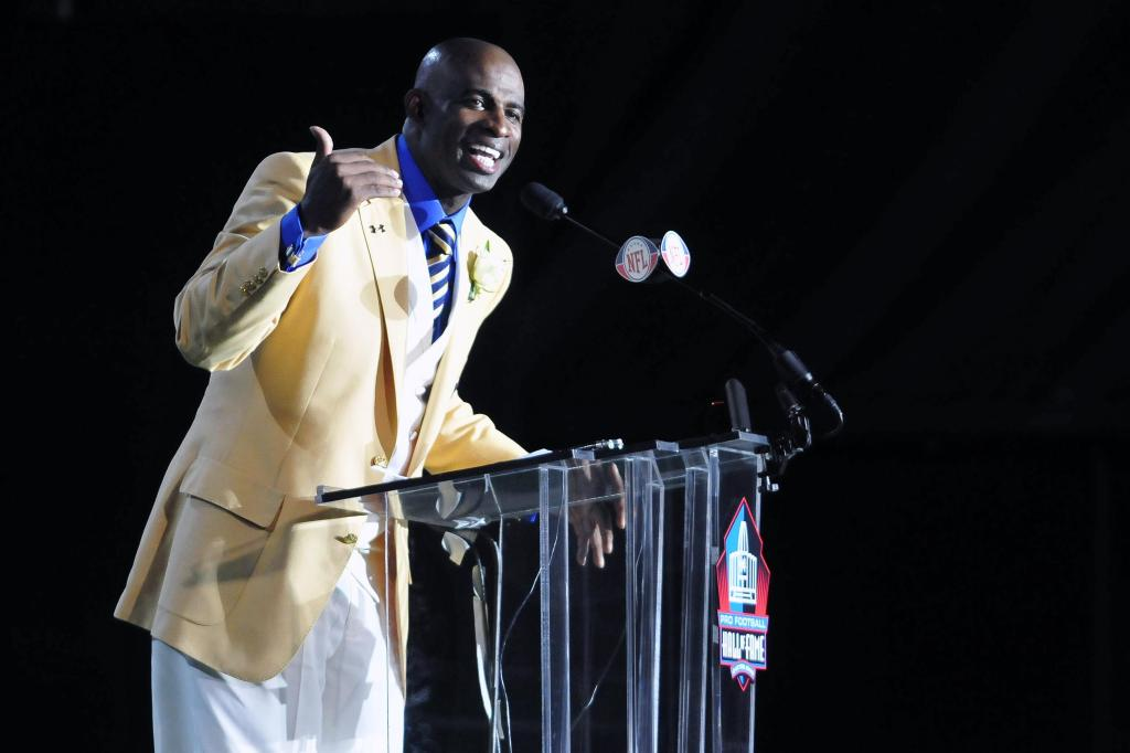 2011 Pro Football Hall of Fame Induction Ceremony