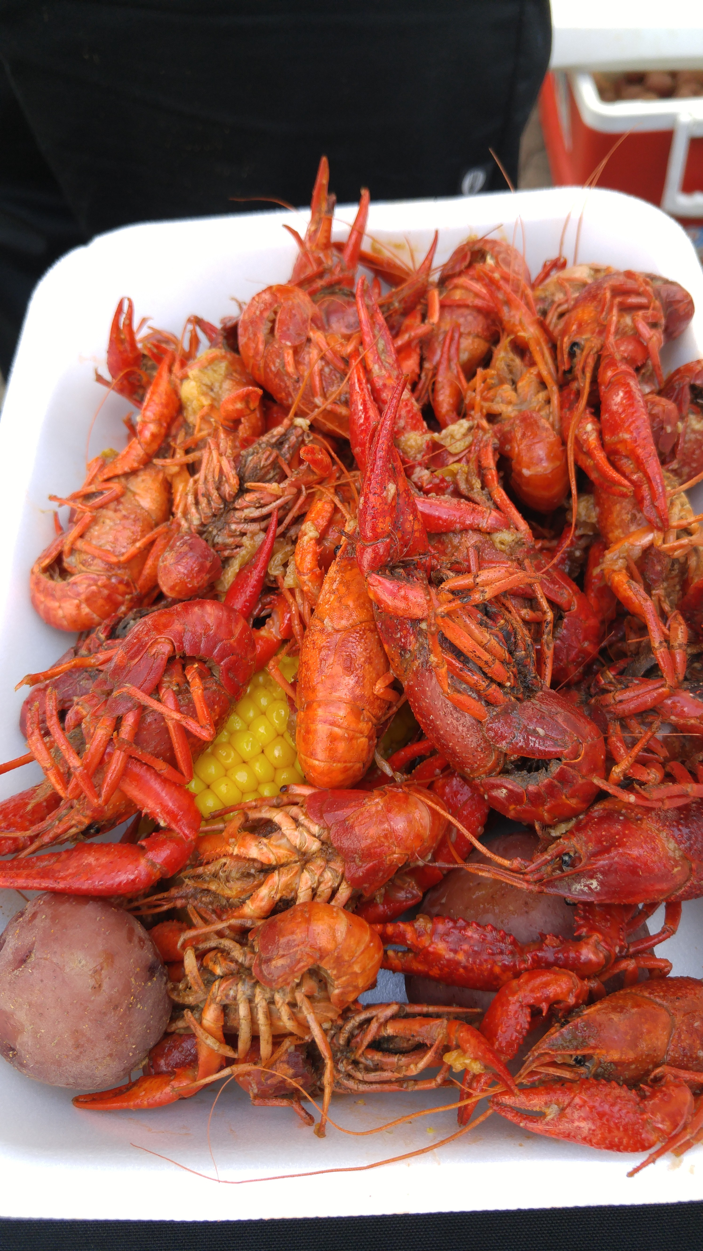 2016 Live After 5 Crawfish Boil