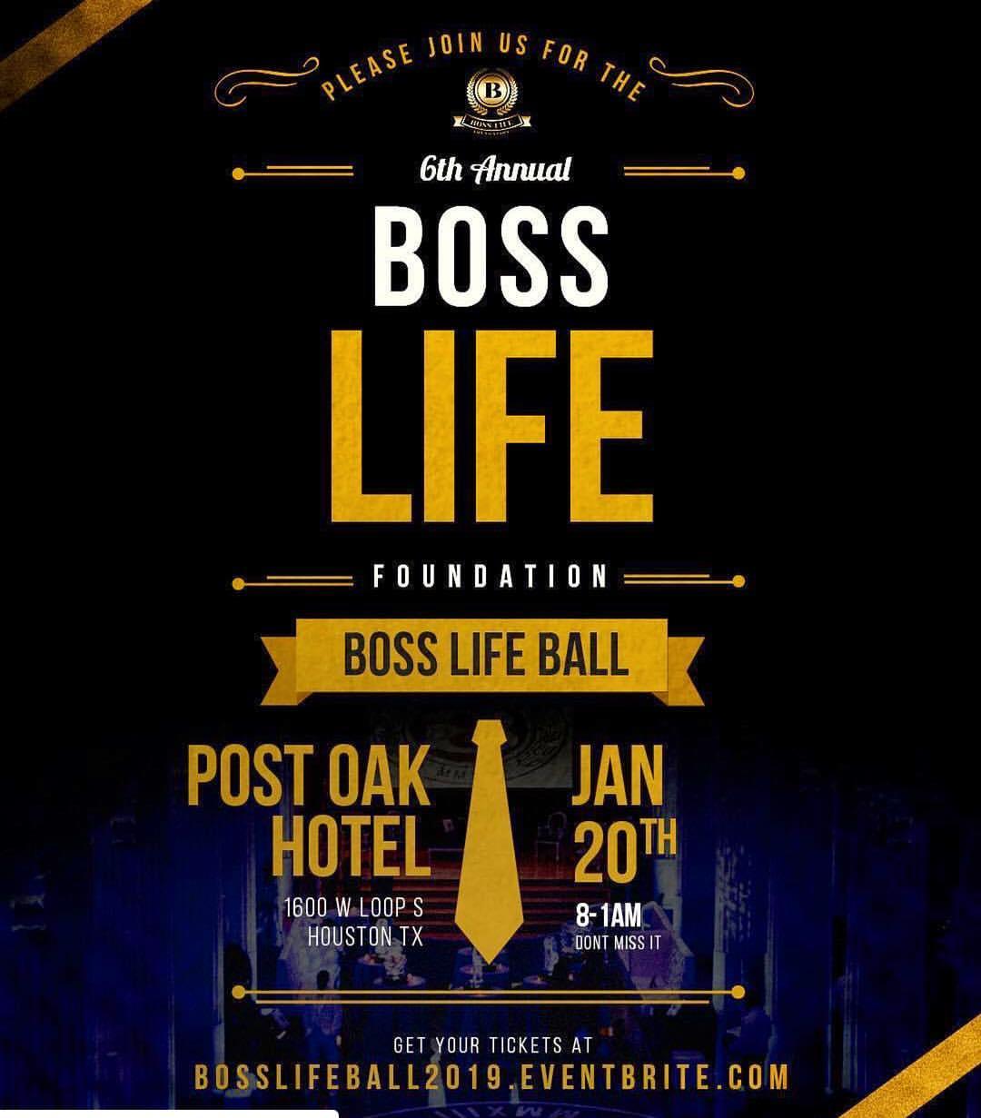 Boss Life Ball 2019