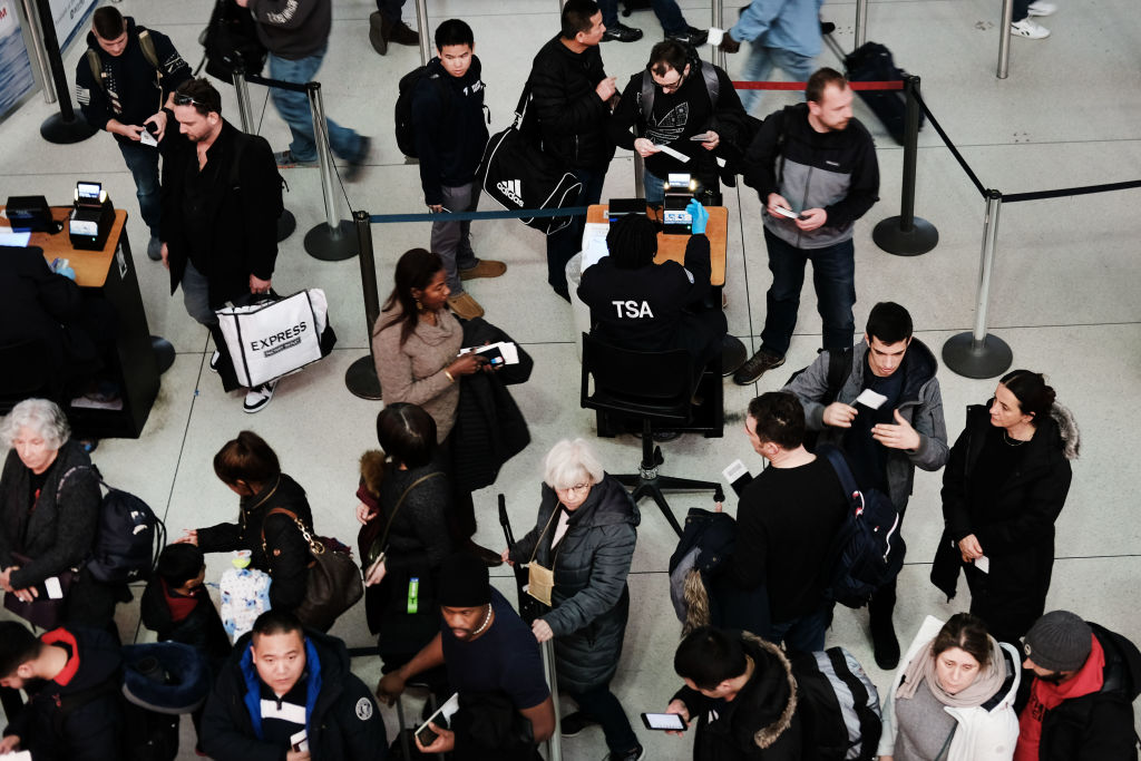 TSA Agents' Pay Uncertain As Government Shutdown Continues