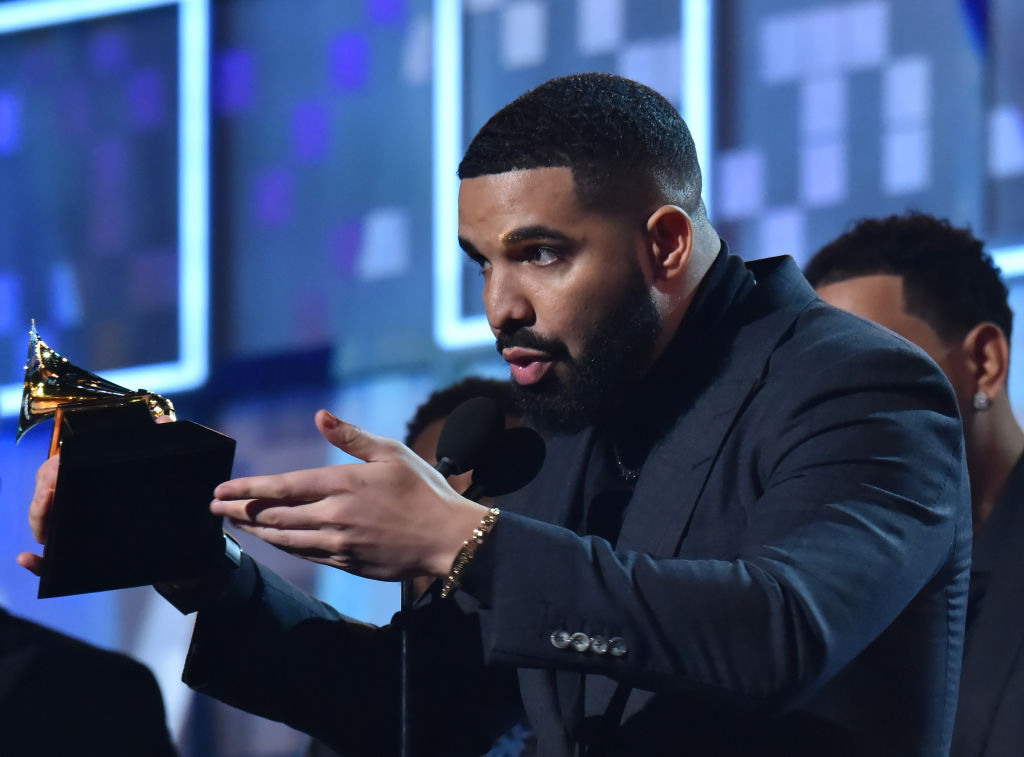 61st Annual GRAMMY Awards - Inside
