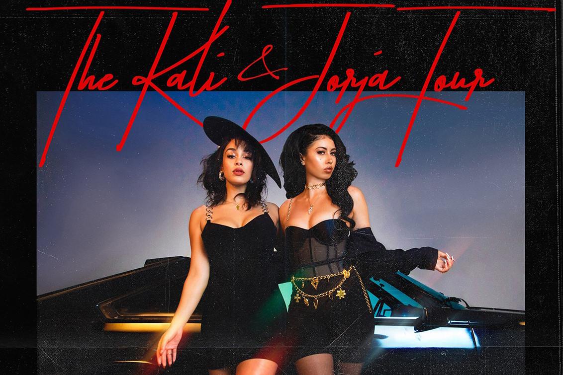 The Kali & Jorja Tour