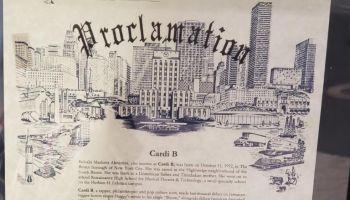 Cardi B Day Proclamation