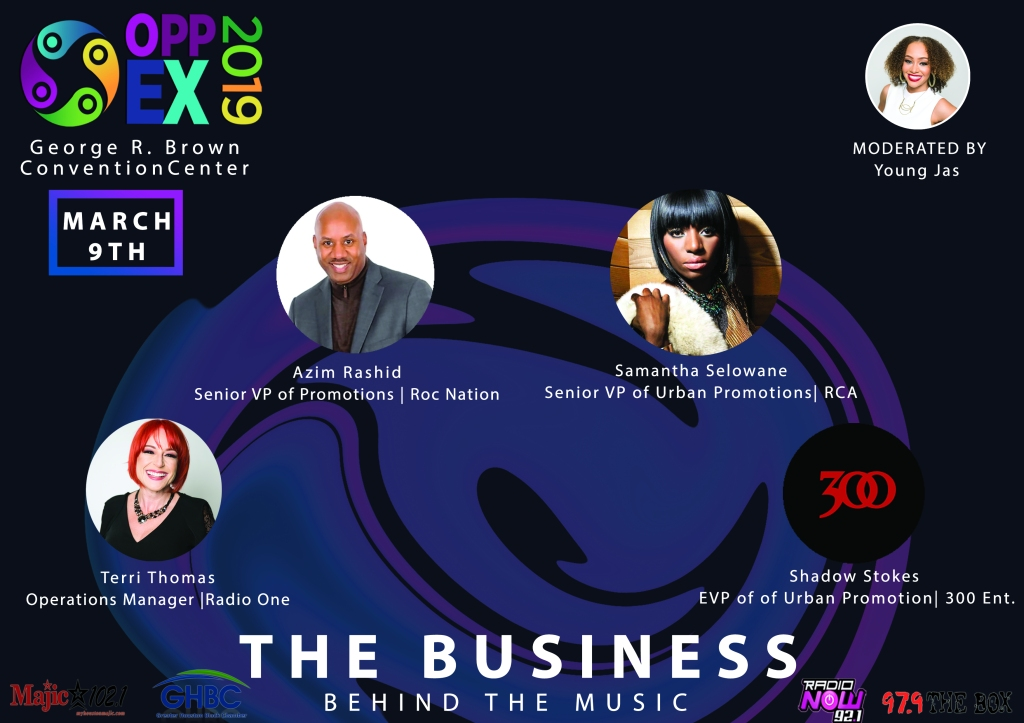 Opp Ex Business Behind The Music Panel