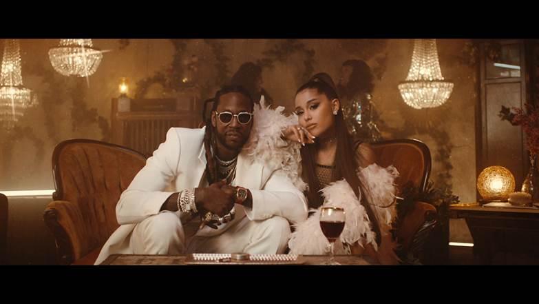 2 Chainz x Ariana Grande