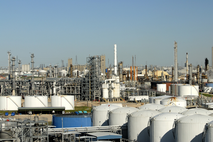 Chemical Plant And Refinery