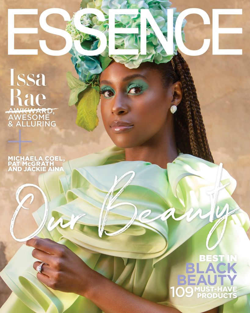 Issa Rae Essence Cover