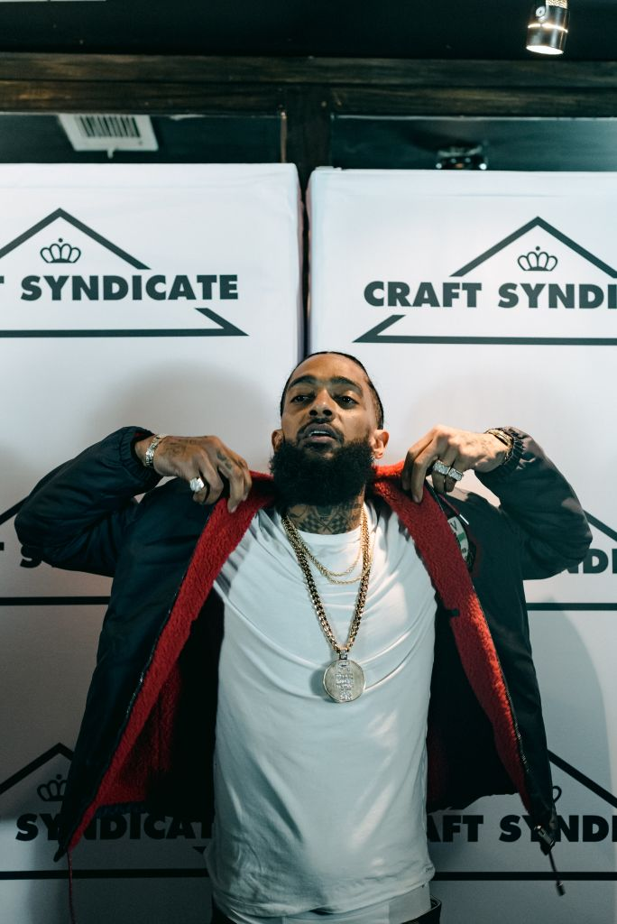 Rick Ross, Zaytoven, Nipsey Hussle Celebrate the Winning Craft Syndicate Artists