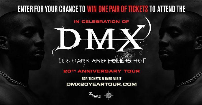 Local: DMX 20TH Anniversary Tour_RD Dallas KZMJ_March 2019