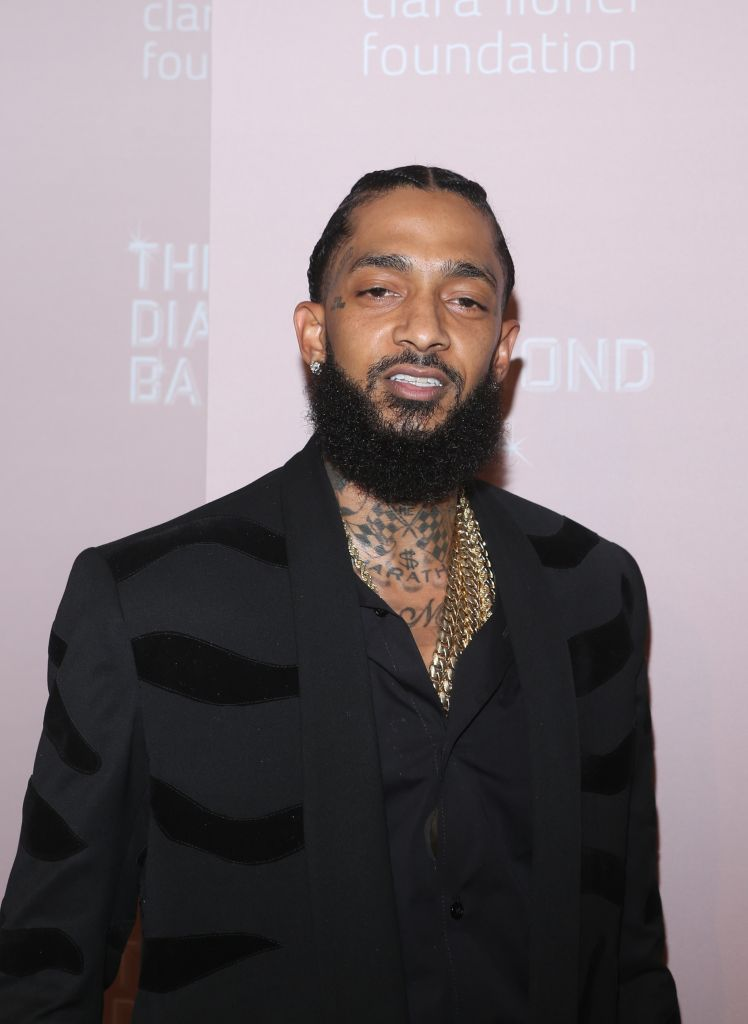 Nipsey Hussle's 'Victory Lap' Is The No  1 Rap Album In The
