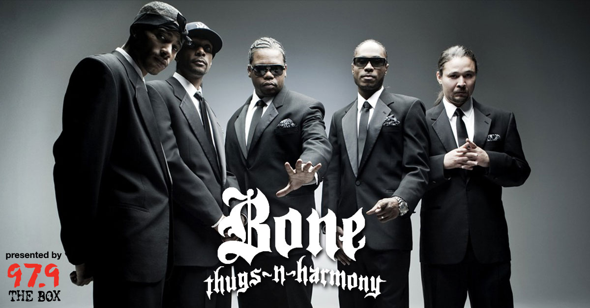 Bone Thugs N Harmony - House Of Blues Houston