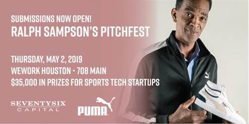 Ralph Sampson's Pitchfest