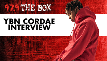 YBN Cordae 97.9 The Box Interview