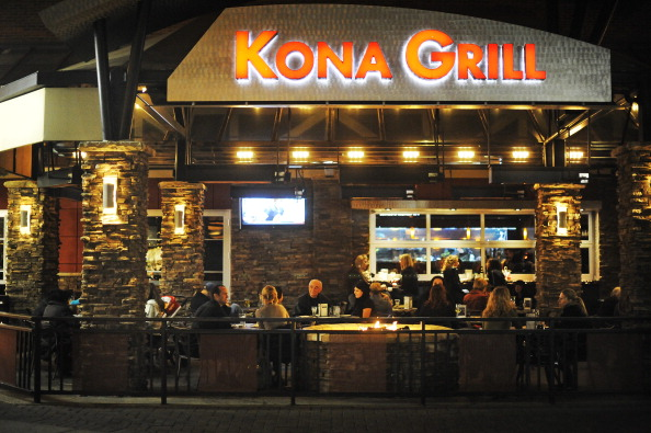 Bar and Grill from Kona Grill at Cherry Creek Mall with event promoter Kevin Larson on Tuesday, December 7, 2010. Cyrus McCrimmon, The Denver Post