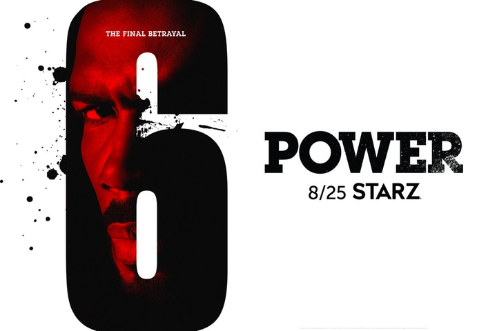 Power Season 6 Key Art