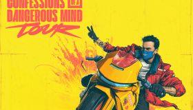 Logic - The Confessions Of A Dangerous Mind Tour