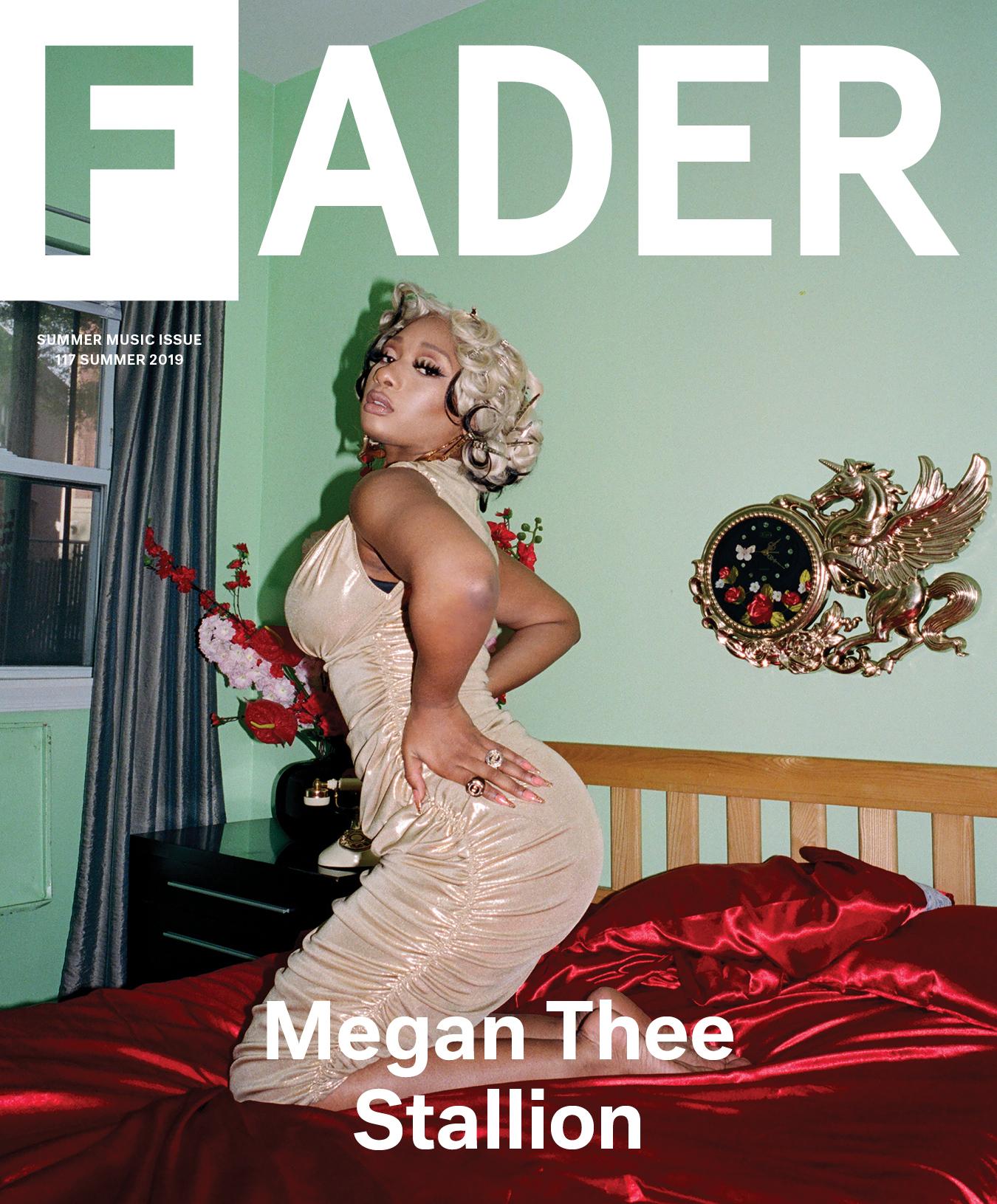 Megan Thee Stallion - The FADER