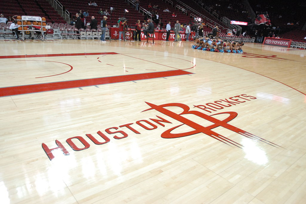 NBA: NOV 28 Thunder at Rockets