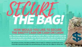 Secure The Bag Contest
