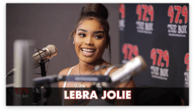 27b6f058 Lebra Jolie Drops A Fire Freestyle, Explains How She And KenTheMan  Connected, Label Deals &…
