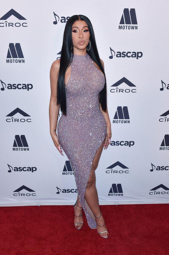 2019 ASCAP Rhythm and Soul Awards - Arrivals