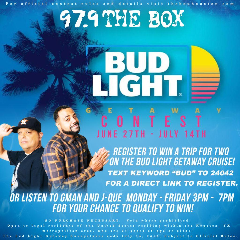 Bud Light Getaway Cruise
