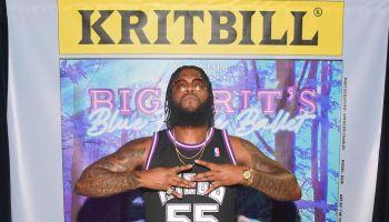 "Big K.R.I.T.'s Listening Experience For His Studio Album ""K.R.I.T. IZ HERE"""