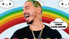 J Balvin Arcoiris Tour Flyer