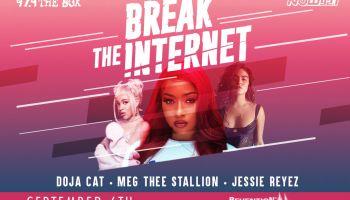 Break The Internet 2019 Lineup