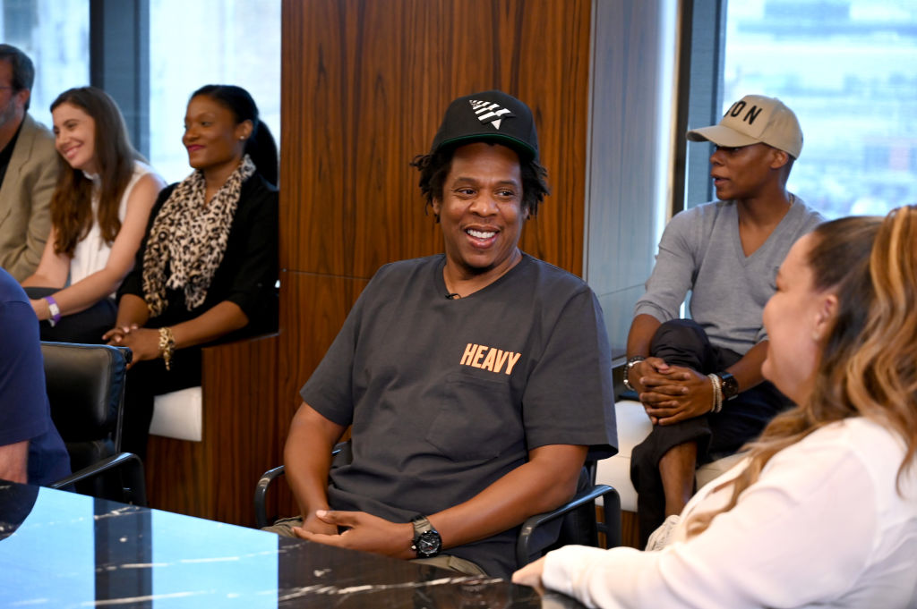Jay-Z To Reportedly Become Part Owner Of A NFL Team