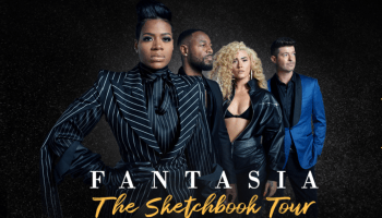 Fantasia The Sketchbook Tour Houston