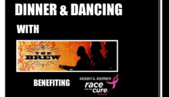 Dinner & Dancing With The Brew