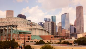 Minute Maid Park in Houston