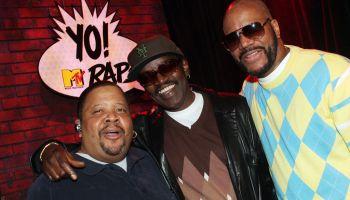 Yo! MTV Raps 20th Anniversary Roundtable