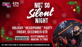 Not So Silent Night 2019