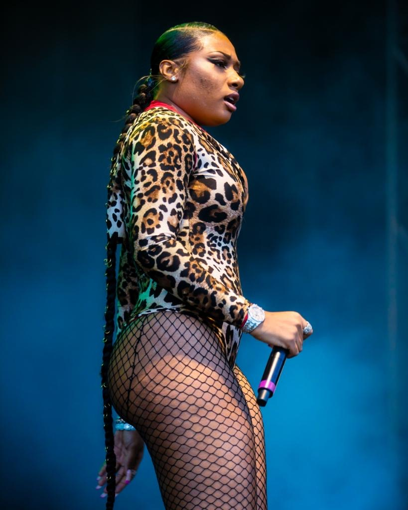 Megan Thee Stallion - Astroworld Fest 2019