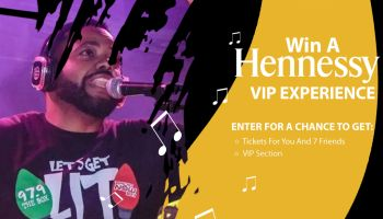 Hennessy Not So Silent Night VIP