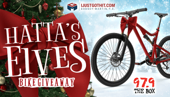 Hatta's Elves Bike Giveaway