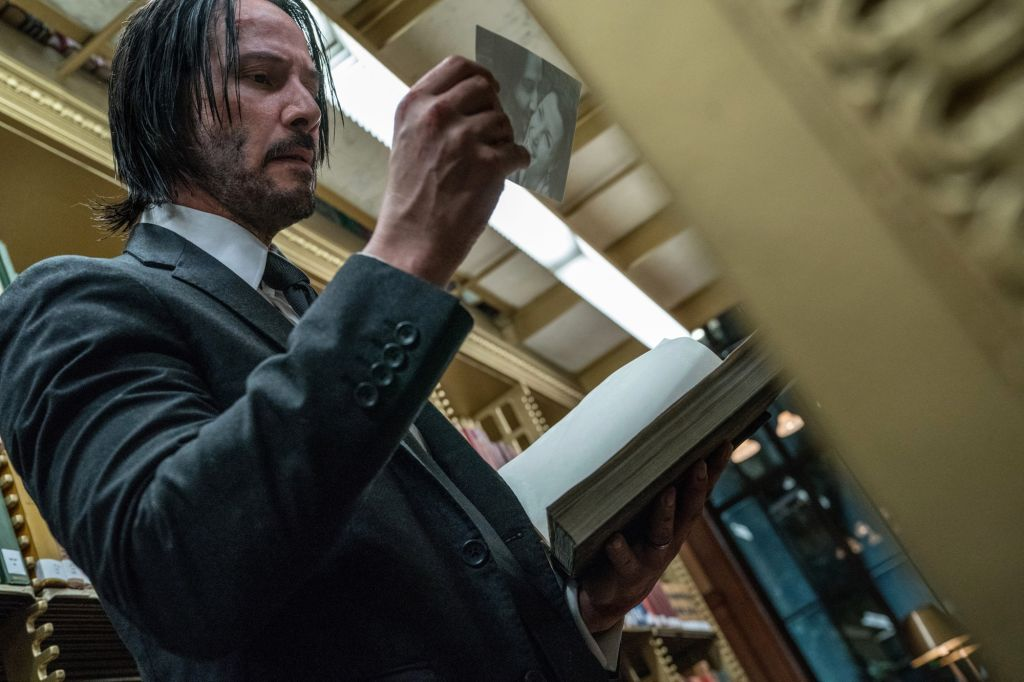 John Wick 3 film stills