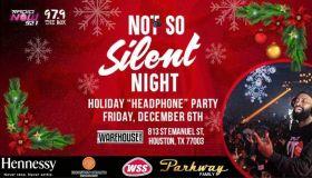 Not So Silent Night 2019 Flyer FINAL